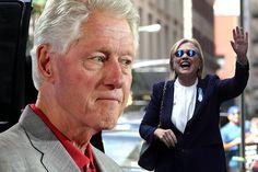 Bill: I wasn't surprised Hillary fainted