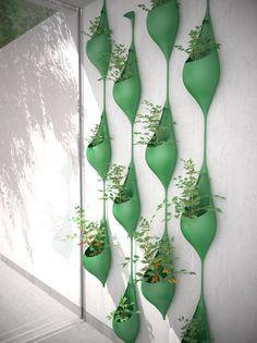 Formas originales de colgar las macetas para interior - Macetas colgantes interior ...