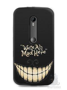 Capa Moto G3 Alice no País das Maravilhas - SmartCases - Acessórios para celulares e tablets :)