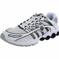 K Swiss Super Tubes Run 50 Mens Running sneakers / Shoes  White :Disclosure :Affiliate Link
