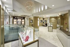 Hugh Rice Jewellers by Innovare Design East Yorkshire  UK