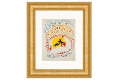 Picasso, La Corrida (The Bull Ring) | A Perfect Fit | One Kings Lane