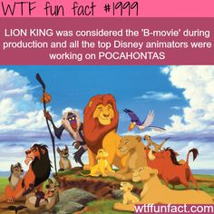 Fun Disney fact.
