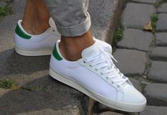 Adidas Rod Laver Vintage White Green