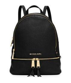 Michael Kors Jet Set Travel Top Zip Tote - in black or luggage color