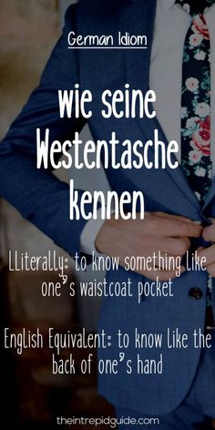 27 Hilarious Everyday German Idioms and Expressions - Deutschunterricht Ideen German Grammar, German Words, Learn German, Learn French, French Lessons, Spanish Lessons, Learn Another Language, German Language Learning, English Language