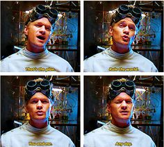 Dr. Horrible is a relatable villain because he is a villain who wants to do evil but also get the girl.