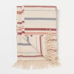 Wrap me up in it....Terrain Saddle Stitch Throw #shopterrain