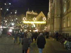 Weihnachtsmarkt BS