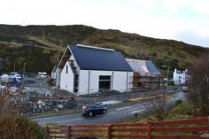 Isle of Harris Distillery · opening scheduled for April 2015