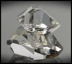 Herkimer Diamond Quartz Crystal 19.90 ct 18.18mm A from InnerVision Crystals
