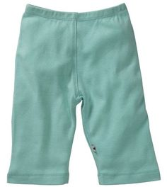 Babysoy Unisex Baby Oh Soy Comfy Pants  Seafoam  1218 Months -- Check out this great product.