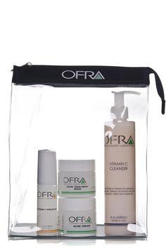 Paramedical Skin Care Kit. vitamin C Cleanser, Acne Cream, Acne mask, Vitamin A and C Serum. Www.ofracosmetics.co.za