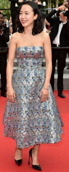 #cannes14 #cannesfilmfestival14 Cannes Film Festival 2014, Strapless Dress Formal, Formal Dresses, Fashion, Dresses For Formal, Moda, Formal Gowns, Fashion Styles, Formal Dress