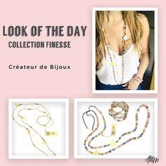 #AUM #creation #jewelry #necklace #massage #zen  Créations :: Claudessentiel