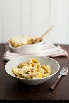 Twice-Baked Spaghetti Squash with Pesto and Parmesan | Recipe For ...
