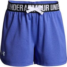 5531fce05bea Under Armour Girls 7-16 Play Up Shorts