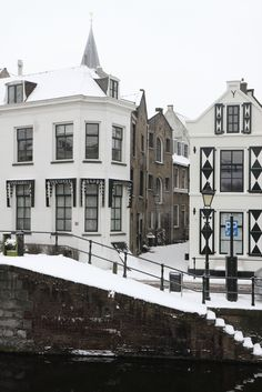 Schiedam, winter