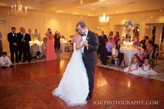Dancefloor Centerstage | CCL Weddings | Ballroom | KMI Photography | Wilmington, NC