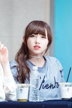 korean-dreams-girls:     Cheng Xiao (WJSN) - Mokdong Fansign Event Pics