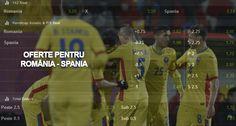 Top promotii si bonusuri la pariuri online pentru Romania - Spania - Ponturi Bune