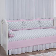 kit-bicama-para-bebe-7-pcs-lollipo-chevron-rosa