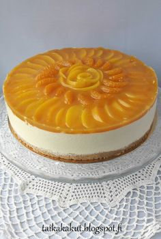 Good Food, Yummy Food, Just Eat It, Cheesecakes, Camembert Cheese, Panna Cotta, Baking, Ethnic Recipes, Sweet