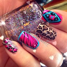 Luv the pink leopard!!
