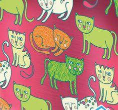 Pañuelos Familia® Chic Metallic. Un Toque Chic que le dará brillo a cualquier lugar. Cat Art, Chic, Metal, Environment, Cat Sleeping, Jitter Glitter, Gatos, Manualidades, Dressmaking