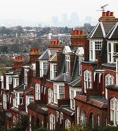 The streets of Edwardian London petitpoulailler: architecturia: Charisma Arts London: Edwardian