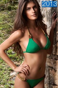 DESPI Mint Rope Bikini #ultimatefav