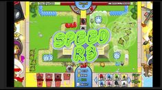 Bloons TD Battles - Playing Speed R3 in BFB Colosseum
