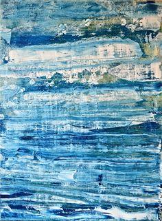 "Saatchi Art Artist Geoff Howard; Painting, ""Landscape"" #art"