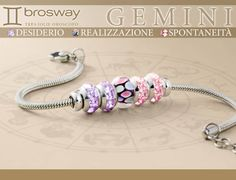 #Brosway #Tresjolie collection #oroscopo #gemelli