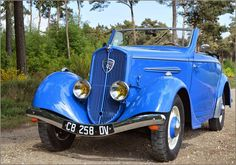 Learn more about Coachbuilt Looks: 1937 Peugeot Cabriolet on Bring a Trailer, the home of the best vintage and classic cars online. 3008 Peugeot, Peugeot 205, Vintage Cars, Antique Cars, 1950s Car, Alfa Romeo Cars, Bmw Series, Cabriolet, Pedal Cars