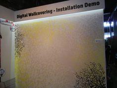 HP Custom Digital Wallcoverings