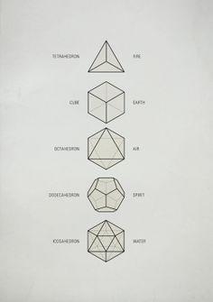 Sacred Geometry 1 by Michæl Paukner