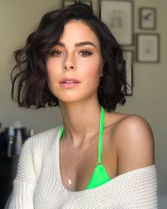 Popular Hairstyles, Bob Hairstyles, Make Up Gesicht, Portraits, Thing 1, Belleza Natural, Celebs, Celebrities, Korean Beauty