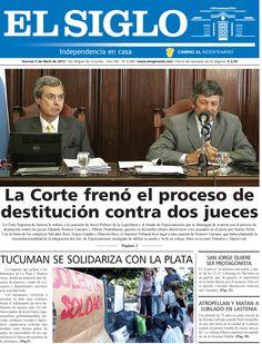 Diario El Siglo - Viernes 5 de Marzo de 20 13