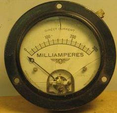 Vintage gauge