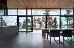 JOARC I ARCHITECTS • mökki, modern summerhouse, Finnish architecture, timber