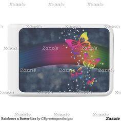 Rainbows n Butterflies Power Bank