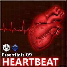 Low-price. High-quality. Essential. A collection of 50 heartbeat sounds, including various regular and fast heart-racing loops of different types. The sounds are fully compatible with the Universal Category System (UCS) - a public domain initiative establishing a standardized category list for the classification of sound effects. Note: All of these sounds (and more!) are included in the 96 General Library.