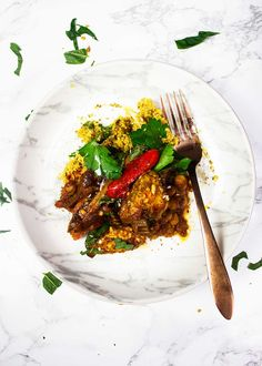 vegan-tagine-main-3 African Spices, Middle Eastern Dishes, Tagine Recipes, Ras El Hanout, Vegetable Puree, Anti Inflammatory Recipes, Fresh Coriander, Sweet And Spicy, Mediterranean Recipes