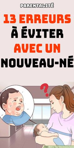 Des nouveaux parents ? Alors, découvrez les 13 erreurs à éviter avec un nouveau-né  #parenting #parents #enfant #parent #baby #bébé #maman #papa #parentalité Family Life, Family Guy, Nouveaux Parents, Futur Parents, Peaceful Parenting, Attachment Parenting, Activities For Kids, Spotted Cat, Positivity