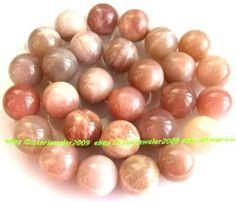 "Natural Sunstone Round Gemstone Beads 15"" 4mm 6mm 8mm 10mm 12mm 14mm | eBay  14---8.10"