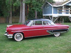 1955 Lincoln Capri. I have one of these!!