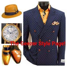 Dapper Suits, Mens Suits, Dayton Wheels, Suit Fashion, Fashion Outfits, Designer Suits For Men, Alligators, Grown Man, Suit And Tie