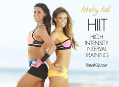 NEW #FriskyFall Video: HUMP Day HIIT!