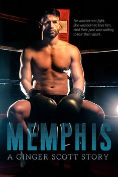 Read More Sleep Less Blog: Review Memphis by Ginger Scott